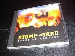 Various Artists Soundtrack Stomp The Yard Bonus Cd