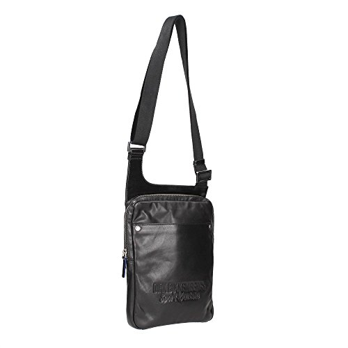 Bikkembergs - Sac Bikkembergs Couture Cuir - Taille unique, Noir