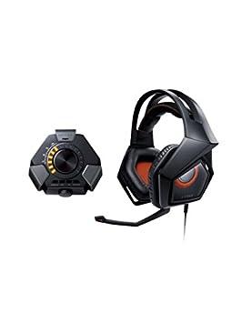 Asus STRIX DSP - Auriculares gaming con microfóno (reducción de ruido y estación de audio