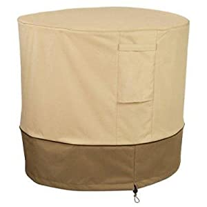 Classic Accessories Veranda Air Conditioner Cover, Round New