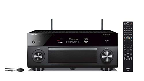 Yamaha RX-A3080 AVENTAGE 9.2-Channel AV Receiver MusicCast (Renewed)