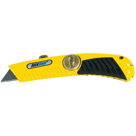 Quickblade Retractable Utility Knife - 1