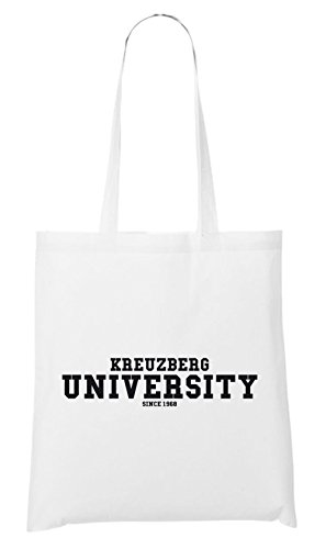 Kreuzberg University Bag White Certified Freak