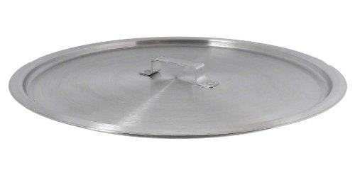- 40-Quart Heavy Duty Aluminum Sauce Pot Cover