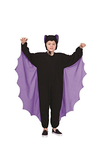 Cute Bat Purple Wings Child Costume (Cute Costumes For 13 Year Olds)