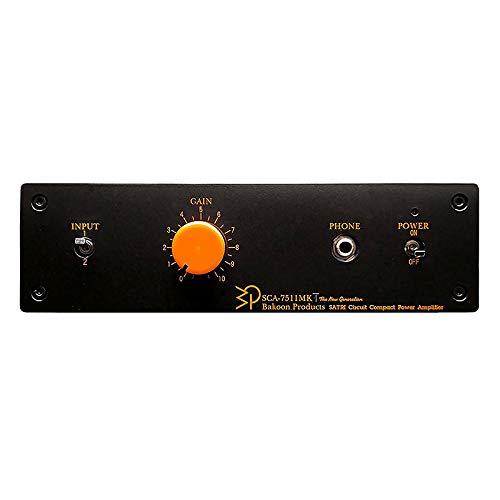 【数量限定】 限定アウトレット バクーンプロダクツ SCA-7511MK4 SATRI-IC-UL 高精度コンパクトパワーアンプ   B07KWQS8KT, アキタカタシ 59b4970f