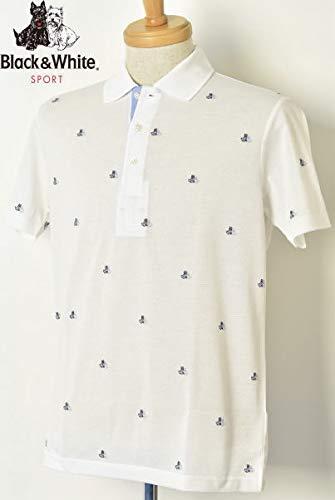 セール 登場から人気沸騰 [ブラック&ホワイト] メンズ 半袖ポロシャツ LL トップス メンズ ゴルフ LL ホワイト(10) ホワイト(10) B07Q6C9TPH, ヒノチョウ:d36df8a7 --- arianechie.dominiotemporario.com