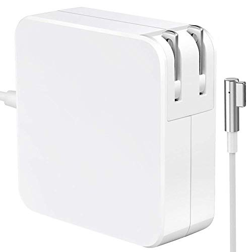 TKKOK Charger for MacBook Pro 60W Magsafe L-Tip Power Adapter Replacement for Apple MacBook Pro 13-inch [Before Mid 2012]