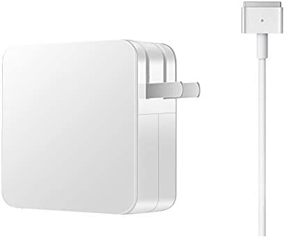 Universal Adapter, Mac Book Air Charger, 45W Magnetic T-Type Charger, Replacement Charger for Mac Book Air 11-inch & 13 inch (After Mid 2012)