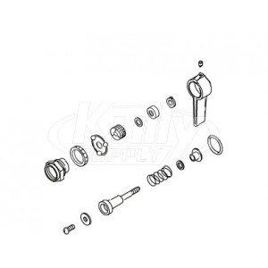 Kohler 35311-CP Lever Assembly by Kohler