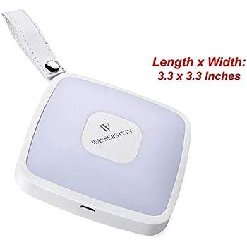 Amazon Com Square Handbag Light With Integrated External