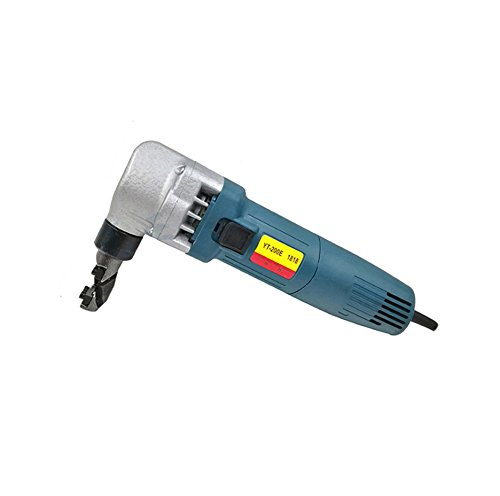Antrader 380W 1.8mm Electric Metal Nibbler Power Tool for Corrugated Iron Sheet Steel by Antrader