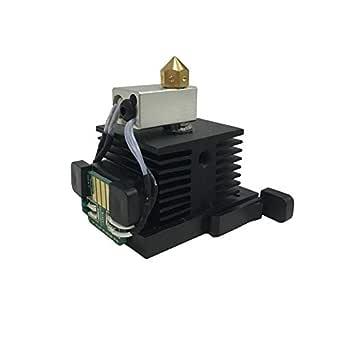 Boquilla extrusora de impresora 3D para K5 Plus 1.75 mm PLA ABS ...