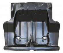 - 68-70 Nova Complete Trunk Floor with Braces