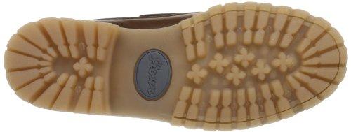 Sioux Zagarino 27962 - Botas de cuero para unisex-adultos Marrón (Braun (Whisky))