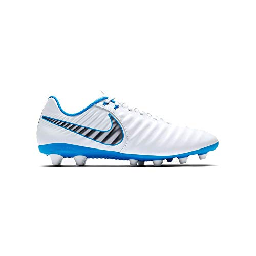 Pour De Tiempo 107 Ag Nike blanc Pro 7 Blanc Chrome Football bleu Homme Chaussures Academy Hre Legend Sa0zg