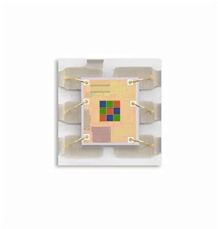 Light To Frequency /& Light To Voltage TriColor Sensor LTF Low Sensitivity 5 pieces