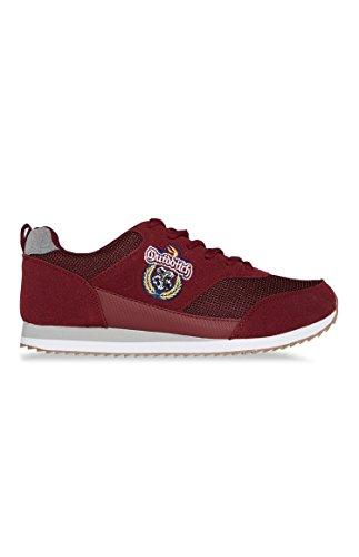 Primark 8MYOG Damen Sneaker Rot Burgunderfarben 8MYOG Primark ferienwohnung tag  7270db