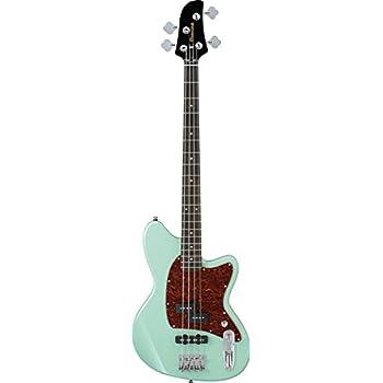 Amazon Com Ibanez Talman Tmb100 Mgr 2015 Mint Green Electric Bass