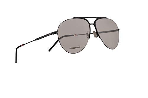 Christian Dior Homme Dior0231 Eyeglasses 60-14-150 Matte Black w/Demo Clear Lens 003 0231