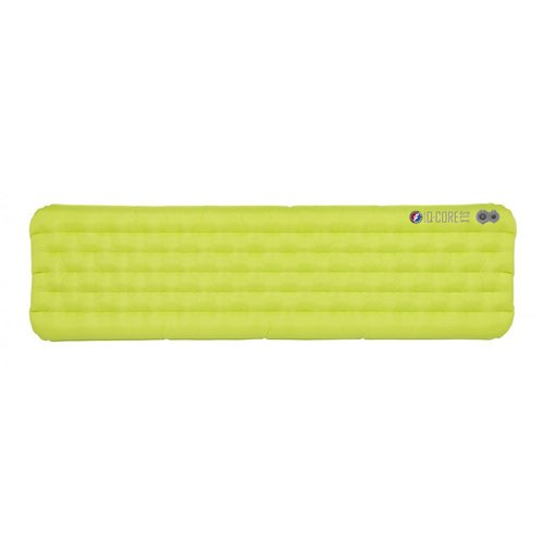 Big Agnes Q Core SLX Sleeping Pad Lime Green Wide / Regular