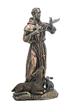 Sale - Saint Francis of Assisi Statue Sculpture (Statue Francis Assisi St)