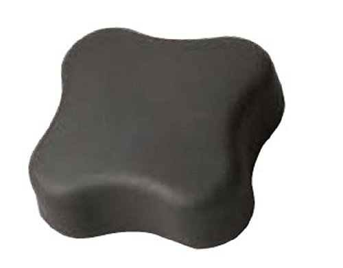 Pack of 10 0.8593 Height Davies Molding 2817 Thermoplastic Overmold Female Insert 4 Arm Clamp Knob 0.25 Hole