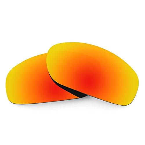 Fuego — repuesto para Revant múltiples Bolle Opciones Polarizados de Lentes Rojo Anaconda Mirrorshield RxRHSvUw