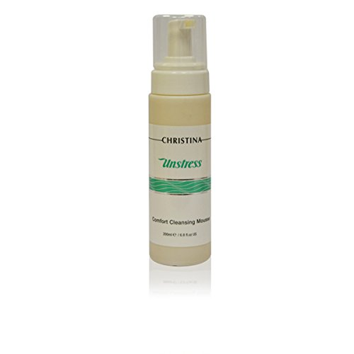 Christina- Unstress Comfort Cleansing Mousse by Christina