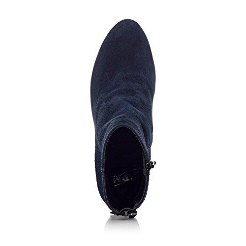 SPM Bendle Ankle Boot, Botines para Mujer Blau