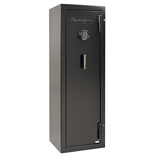 American-Security-AMSEC-Fire-Rated-Gun-Safe-with-Electronic-E5-Lock-Black