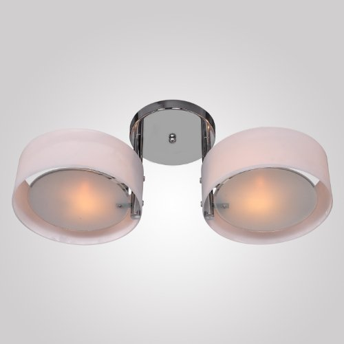 LightInTheBox Acrylic Chandelier with 2 lights (Chrome Finish)