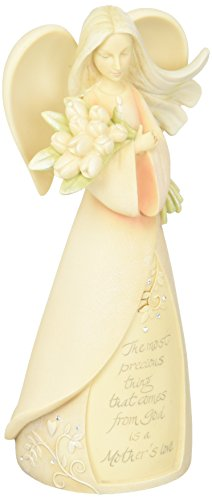 Enesco Foundations Mother Angel Figurine product image