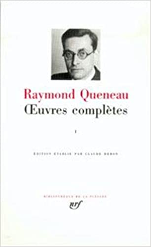 4aadb81c6d2 Amazon.fr - Queneau   Oeuvres complètes
