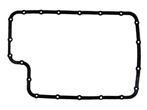 Transmission Parts Direct F6TZ-7A191-A Gasket Bottom Pan (E4OD 4R100 Reusable Metal Rubber 1996 Up)