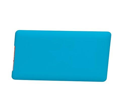 """Lexibook - MFA51 - Pochette de protection 7"""" en silicone pour tablette MFC142FR - Coloris Aléatoire"""