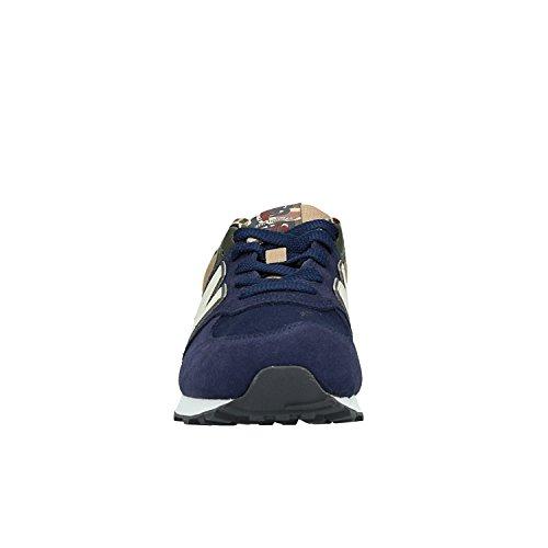 Azul New 481 Balance Gc574 Hn Pigment Zapatilla ngw7HRqxn