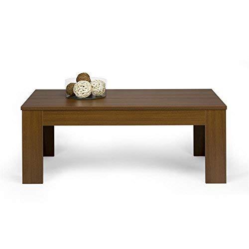 Mobilifiver Easy Tavolino da Salotto Marrone 100x55x40 cm Legno