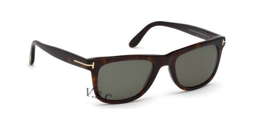664689602933 - Tom Ford Leo 336 Wayfarer Leo  Havana Polarized carousel main 1