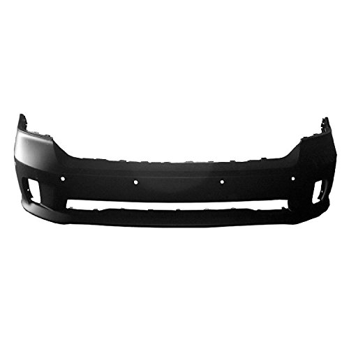(Multiple Manufacturers OE Replacement Bumper Cover RAM PICKUP-RAM-1500 2013-2017 (Partslink CH1000A10))