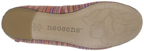 Coral Neosens Ballerines 524 femme Molinera Rouge XppZr4w