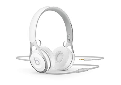 Beats EP On-Ear Headphones - White (Beats By Dr Dre Solo2 On Ear Headphones)