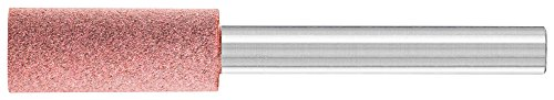 - PFERD 36191 Poliflex Rubber Bond Fine Grinding Point, Aluminum Oxide, Cylindrical Shape W178, 3/8