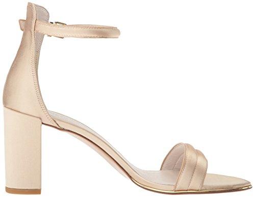 con Kenneth Cole champagne Sandali caviglia donna da in cinturino alla oro Lex t7S7Hw