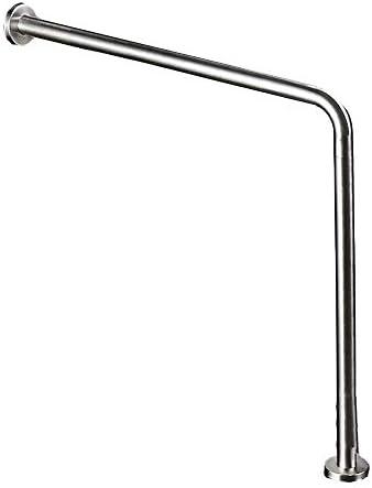 HJXSXHZ366 Ältere Patienten Hilfshandlauf Geländer, Haushalt Edelstahl Badezimmer WC Elderly behinderte Toilette Sicherheitsgeländer