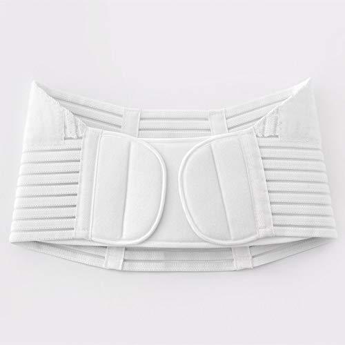 Addome Pink Tre Supporto L Disponibili Nero Brace Bianco Sono Cintura Per Per Belly Premaman Fascia Vita Schiena White Colori Rosa Gravidanza 4U81Hq