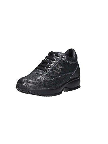 Lumberjack SW01305-007-Q63 Zapatos de cordones Mujer plateado