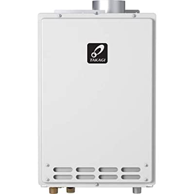 Takagi T-KJR2-IN-LP Liquid Propane Compact Tankless Water Heater 6.6 GPM - Indoo,