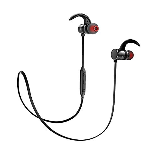 AWEI Bluetooth Wireless Headphones Sport Earphones with Mic