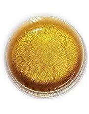Pigmento perlado en polvo Oro (Mica) - 10gr